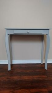 Chalk Painted Entrance Table