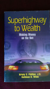 7 Books: finance, business, self-help, cars. See ad for details.