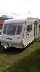 Compass rallye GTE caravan