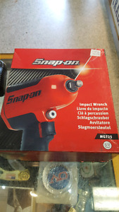 "Snap-on 1/2"" Drive Heavy-Duty Air Impact Wrench"