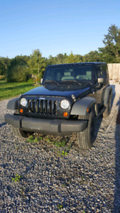 2009 Jeep Wrangler X Certified