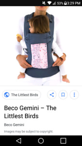 Becco baby carrier