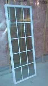 Glass Door insert full length