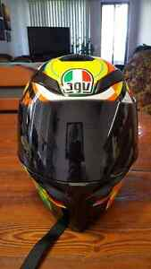 Agv k3 sv rossi elements  Size medium/small West Island Greater Montréal image 5