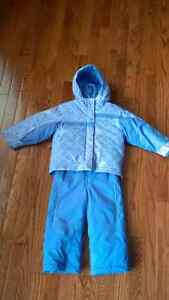 Columbia Purple 3T Snow Suit