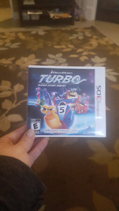Turbo 3ds game