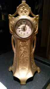 Beautiful Art Nouveau Clock for sale