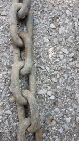Chain 1.4M x 10mm Galvanised