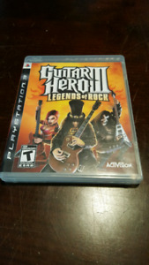PS 3 Guitar Hero 3 for sale