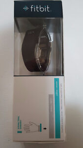 Fitbit HR Activity wristband - Black, Size Large