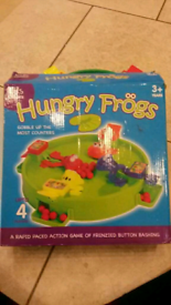 Hungary frogs game