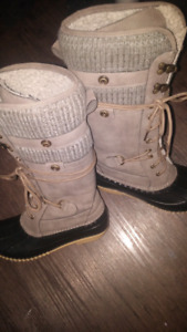 Spring boots girls