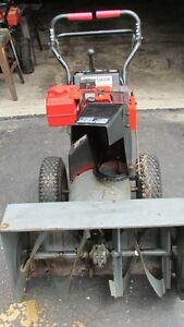 snowblower 8 hp Sears PLUS 2ND one for parts