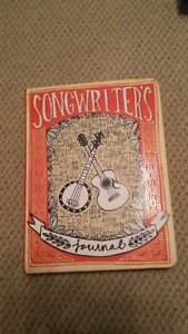 Songwriter's Music Book