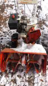 2 snowblowers for sale  Kingston Kingston Area image 2