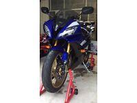 2008 Yamaha R6 599cc