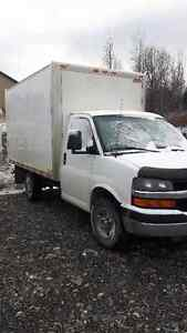 2007 Chevrolet Express cube 12pieds