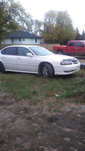 2004 chev impala v6 3.8 unlimited edition car