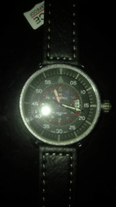 MILITARY GENT's WATCH NEW WITH TAGS