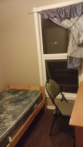 Furnished room for rent Close to Century Park LRT