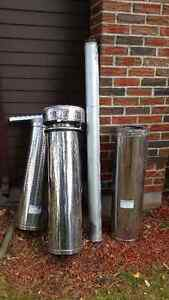 Insulated Chimney Pipe