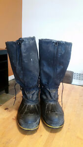 EUC Baffin Industrial Driller Boots - size 12