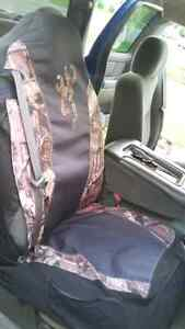 Browning seat covers and bench seat cover