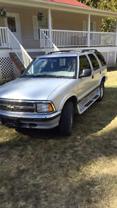 1996 Chevrolet Blazer fully loaded mint condition