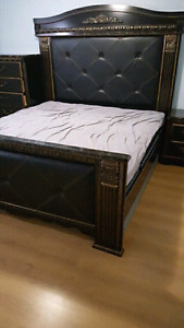 Ashley Furniture King Size Set