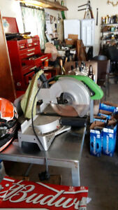 Used Mitre Saw