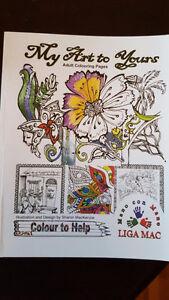 BC artist Coloring Book