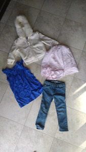 Girls clothing lot 2T and 3T