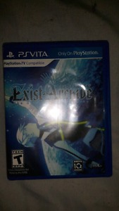 Exist Archines PS VITA ! BRAND NEW ! For sale 25$