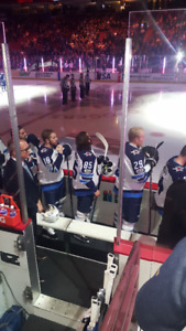 All Canuck Games Best 2 or 4 in row 5 Behind Visitors Bench Best