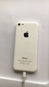 Unlocked White IPhone 5C