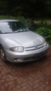 2005 Chevy cavalier $1000 obo no reasonable offer refused