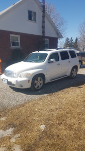 2006 Chevrolet HHR Chrome Trim, Roof Rack Sedan