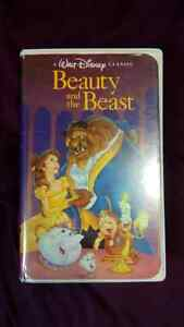 Disney's 'Beauty and the Beast' VHS