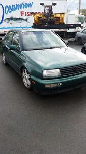 1997 Volkswagen Jetta glx Sedan