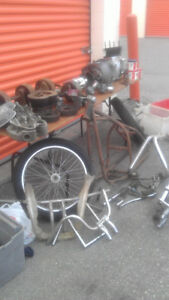 1967 B.S.A. Lightning Chopper (Parts or Restore)