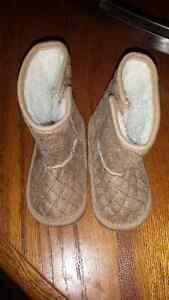 baby boots size 5
