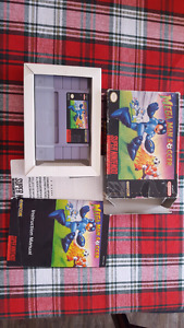 SNES and N64 Complete games. Rare titles authentic!