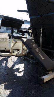 Assorted gym equipment  Ashtonfield Maitland Area Preview