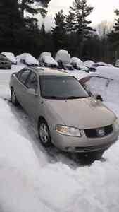 Nissan sentra 2006y