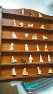 complete set of wade whimsies nursery rhyme figures St. John's Newfoundland image 1