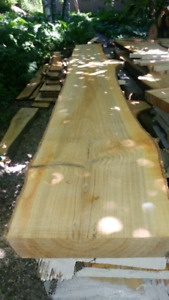 Live edge Black Cherry
