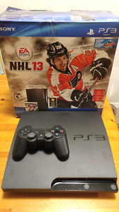 SELLING 320GB PS3 IN BOX 11 GAMES 1 CONTROLLER