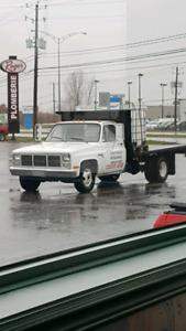 gmc sierra 3500 1987! moteur 6.2L diesel