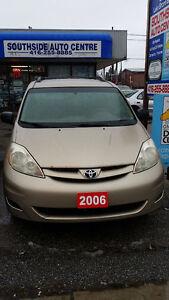 2006 Toyota Sienna CE Minivan
