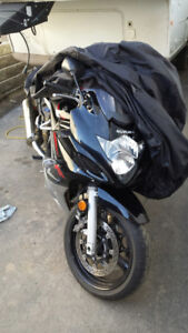 2008 GSX 650F Trade or for sale